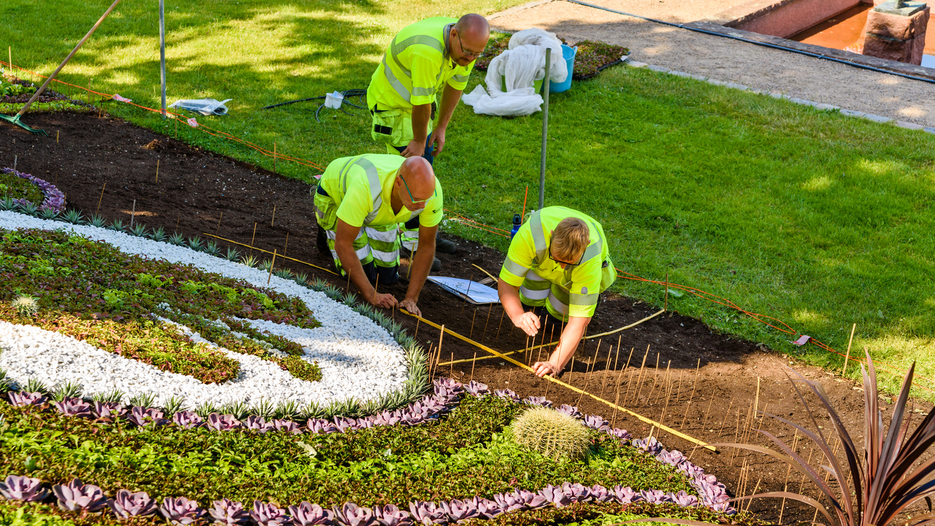 Commercial Landscapers Near Me